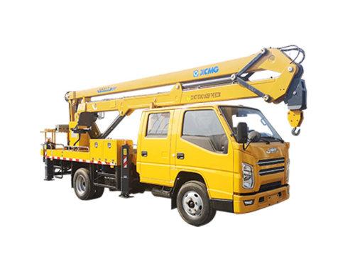 徐工XGS5060JGKJ617米折叠臂徐工高空作业车