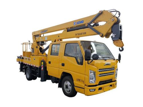 徐工XGS5051JGKJ615米折叠臂高空作业车
