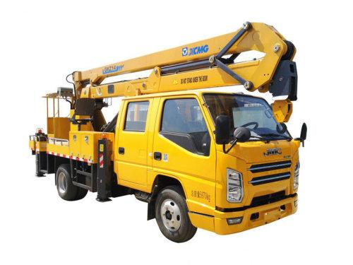 徐工XGS5066JGKJ614米折叠臂高空作业车
