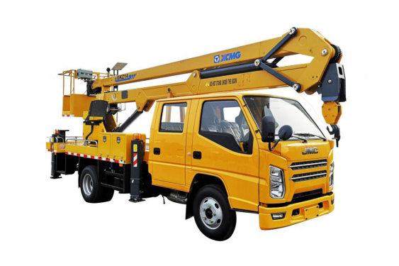 徐工XGS5064JGKJ614米折叠臂高空作业车