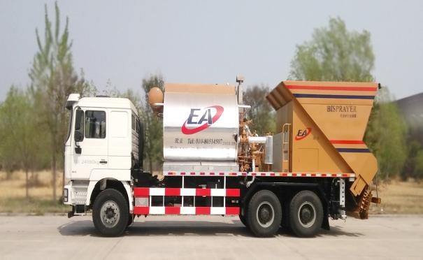 欧亚机械EA5250TFCMC4C1 (国VI)同步碎石封层车