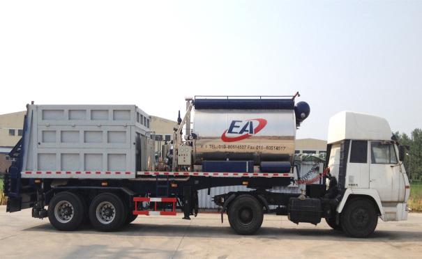 欧亚机械EA9280TFC同步碎石封层车