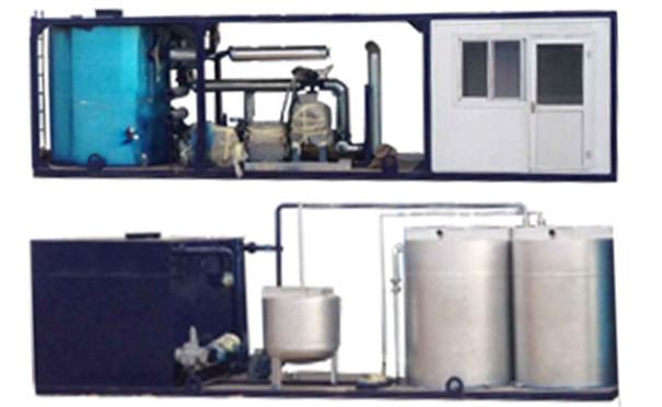 欧亚机械橡胶改性乳化沥青设备