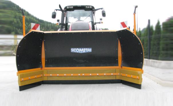 欧亚机械CN系列除雪板