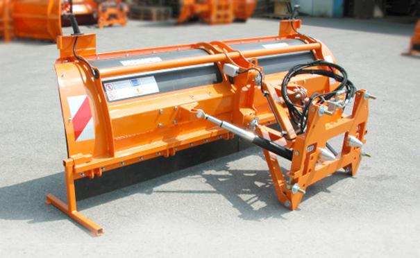 欧亚机械PVR系列除雪板