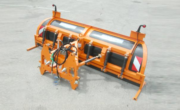 欧亚机械SPR系列除雪板