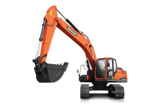 斗山DX230LC-9C挖掘机