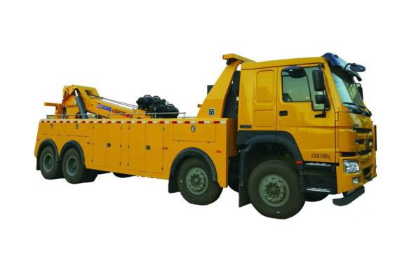 徐工XGS5310TQZZ6托吊联体型清障车