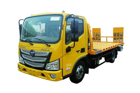 徐工XGS5040TQZB62吨平板清障车