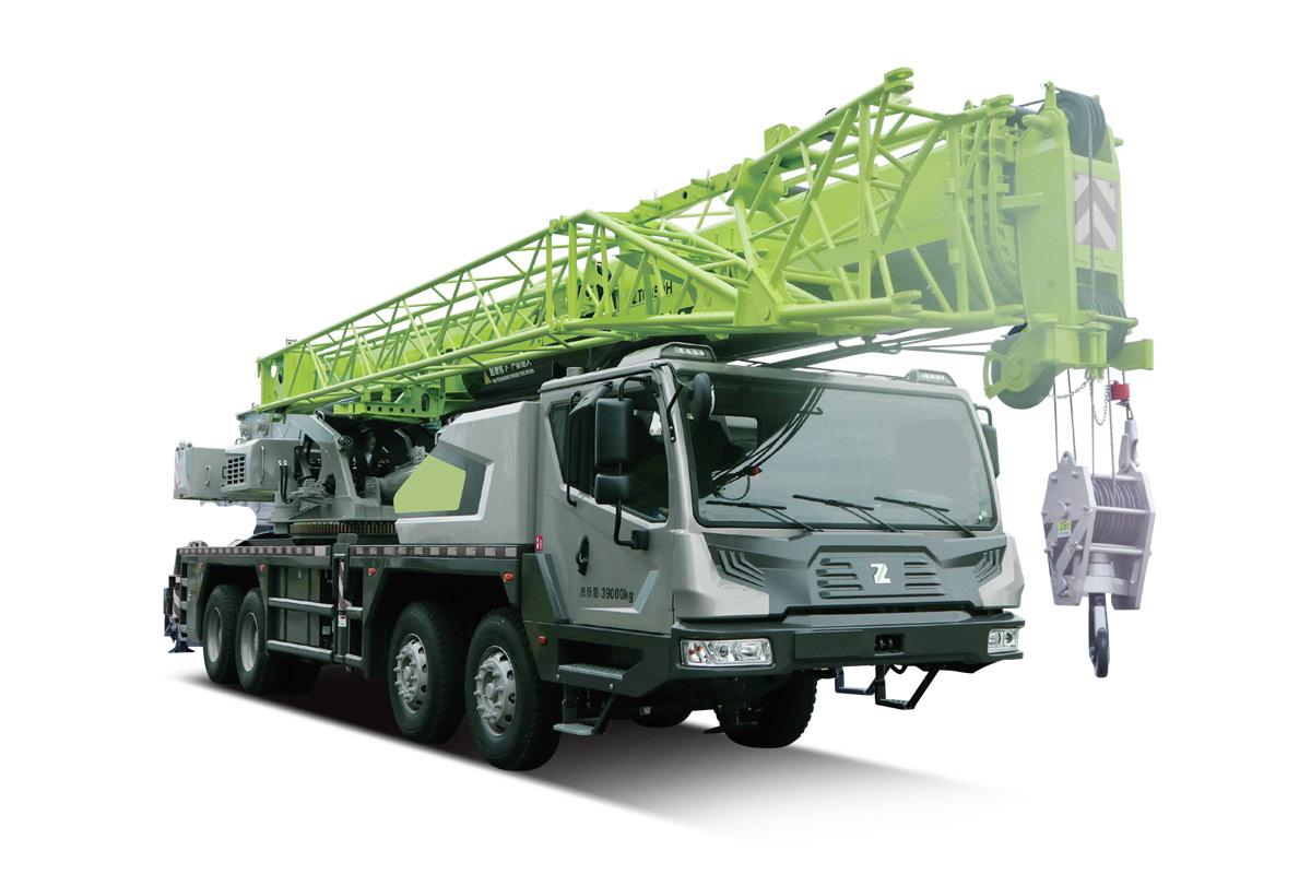 中聯重科ZTC550E汽車起重機高清圖 - 外觀