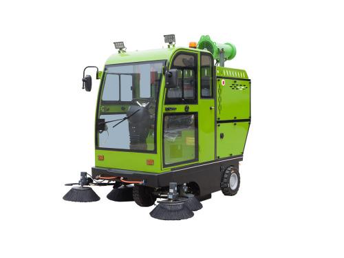 宜迅YX5-2000三合-3轮扫地车