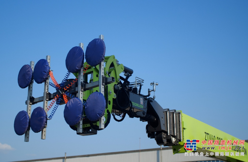 中聯重科ZTV40-800直臂式高空作業平臺高清圖 - 外觀
