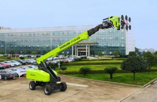 中联重科ZTV28-800直臂式高空吸盘车