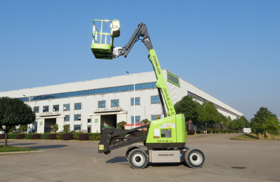 中联重科ZA14JE-Li电动曲臂式高空作业平台