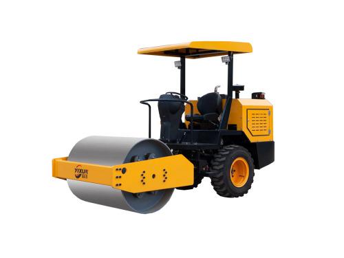 宜迅YX-35003.5吨单钢轮振动压路机