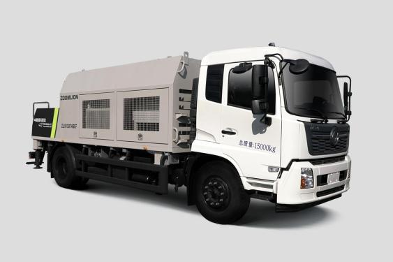 中联重科ZLJ5150THBEF-10026R26MPa 东风国六车载泵