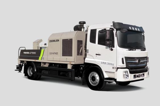中联重科ZL J5140THBZE-10022R22MPa邦乐国五车载泵