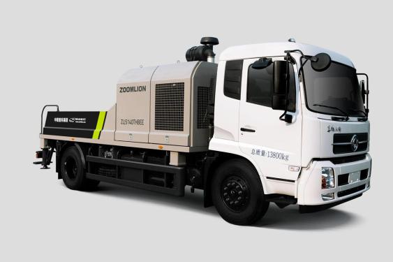 中联重科ZLJ5140THBEE-10020R20MPa东风国五/国六车载泵