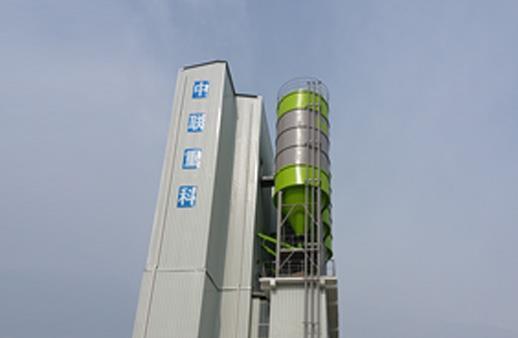 中联重科RMA3000复合塔式干混砂浆生产线