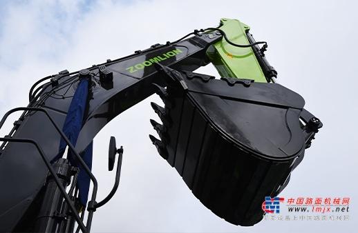 中联重科ZE700G矿用挖掘机高清图 - 外观