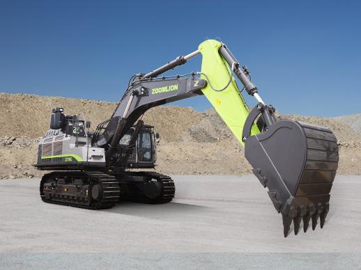 中聯重科ZE1250G礦用挖掘機高清圖 - 外觀