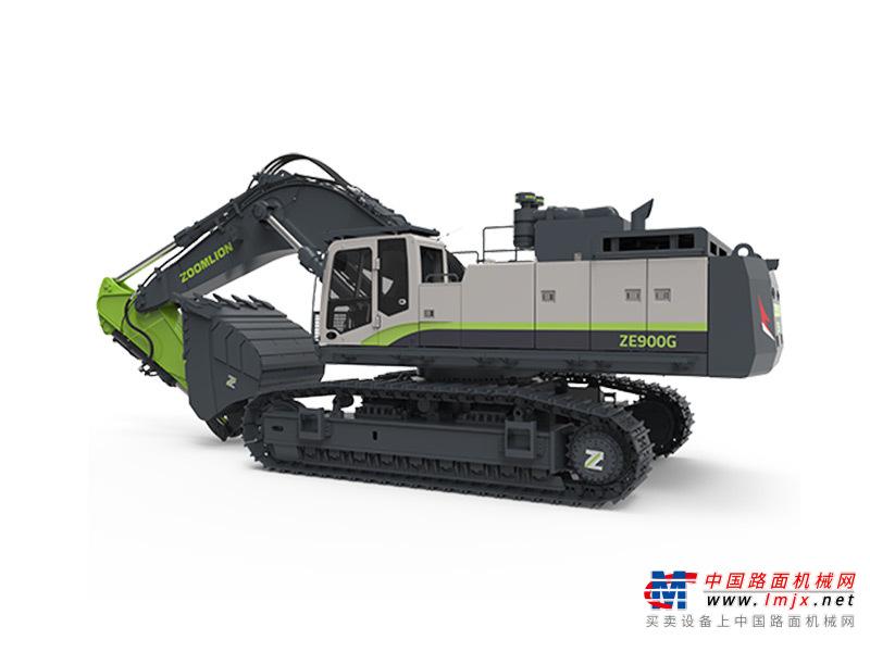 中聯重科ZE900G礦用挖掘機高清圖 - 外觀