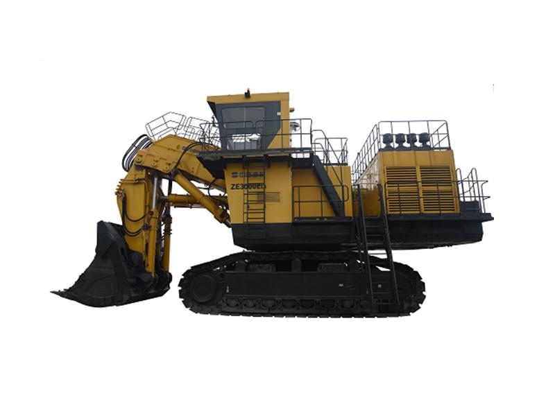 中聯重科ZE3000礦用挖掘機高清圖 - 外觀