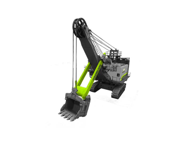 中聯重科ZRS3500礦用機械式挖掘機高清圖 - 外觀