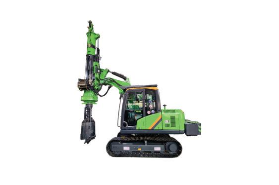 泰信机械KR40A模块式全液压旋挖钻机