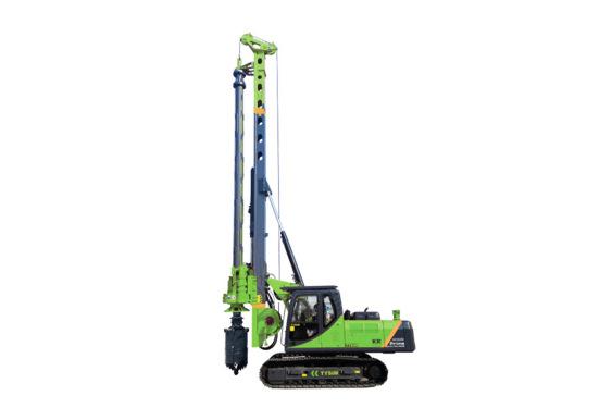 泰信机械KR60A整体运输式全液压旋挖钻机