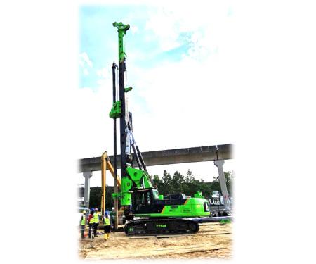 泰信机械KR220M旋挖钻机