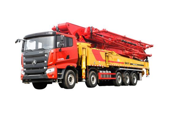 三一重工SYM5502THB 620C-10A泵車