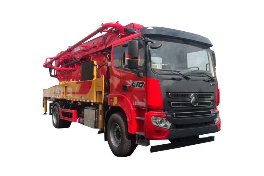 三一重工SY5230THBF 370C-10混凝土泵车