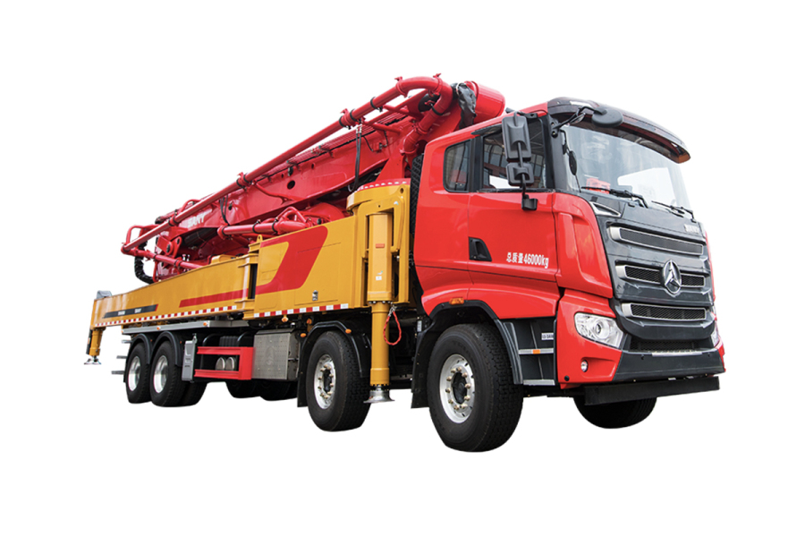 三一重工SYM5460THBFS 600C-10泵车