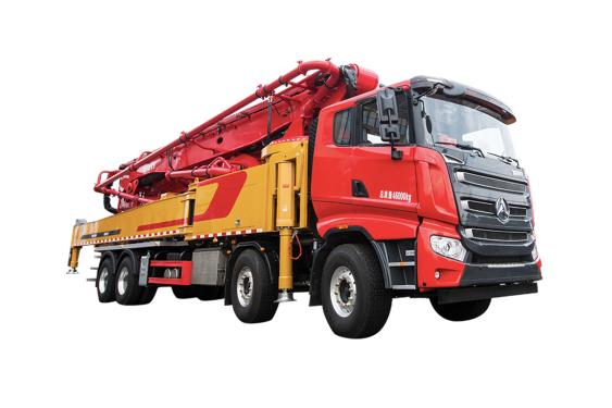 三一重工SYM5468THBF 600C-10泵车