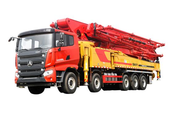 三一重工SYM5462THBFS 620C-10泵车