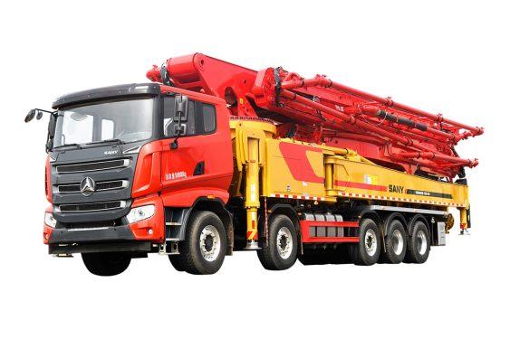 三一重工SYM5503THB 620C-10A泵车
