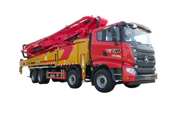 三一重工SYM5445THBES 620C-10A泵车