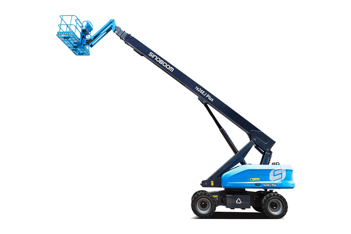 星邦智能TB26EJ Plus直臂式高空作業平臺高清圖 - 外觀