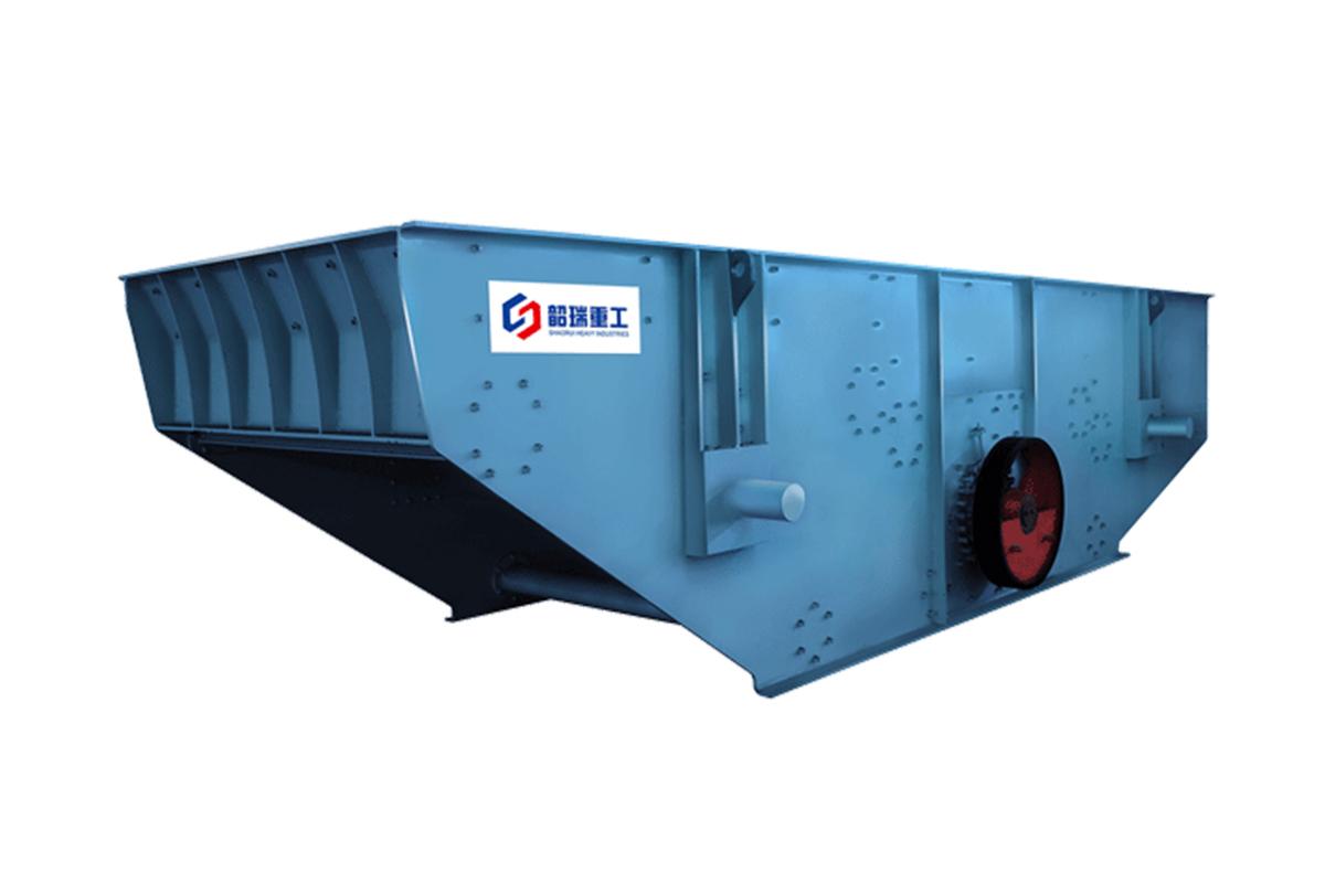韶瑞重工SW2070振动给料机高清图 - 外观