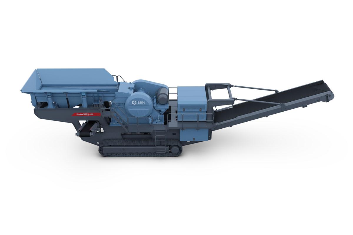 韶瑞重工j-108j-108系列破碎设备高清图 - 外观