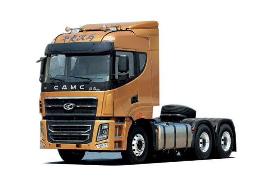 星马HN4250A55C4M6H9旗舰版牵引车