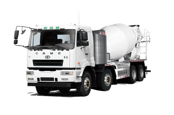 星马HN5310GJBB36C5BEV纯电动混凝土搅拌运输车