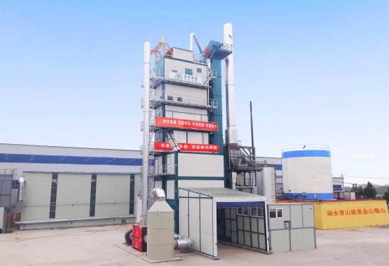 亚龙装备HXB5000沥青混合料搅拌设备