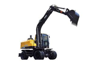 劲工JG120S轮式挖掘机