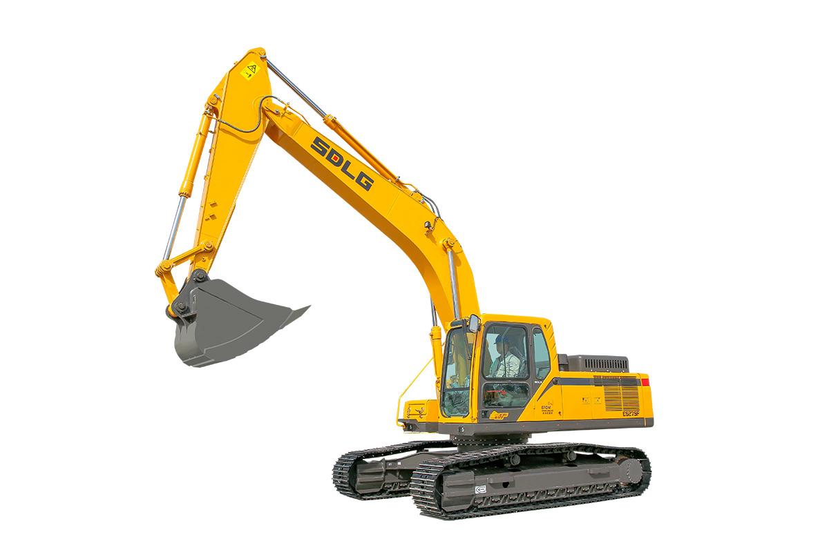 山东临工E6335F挖掘机高清图 - 外观