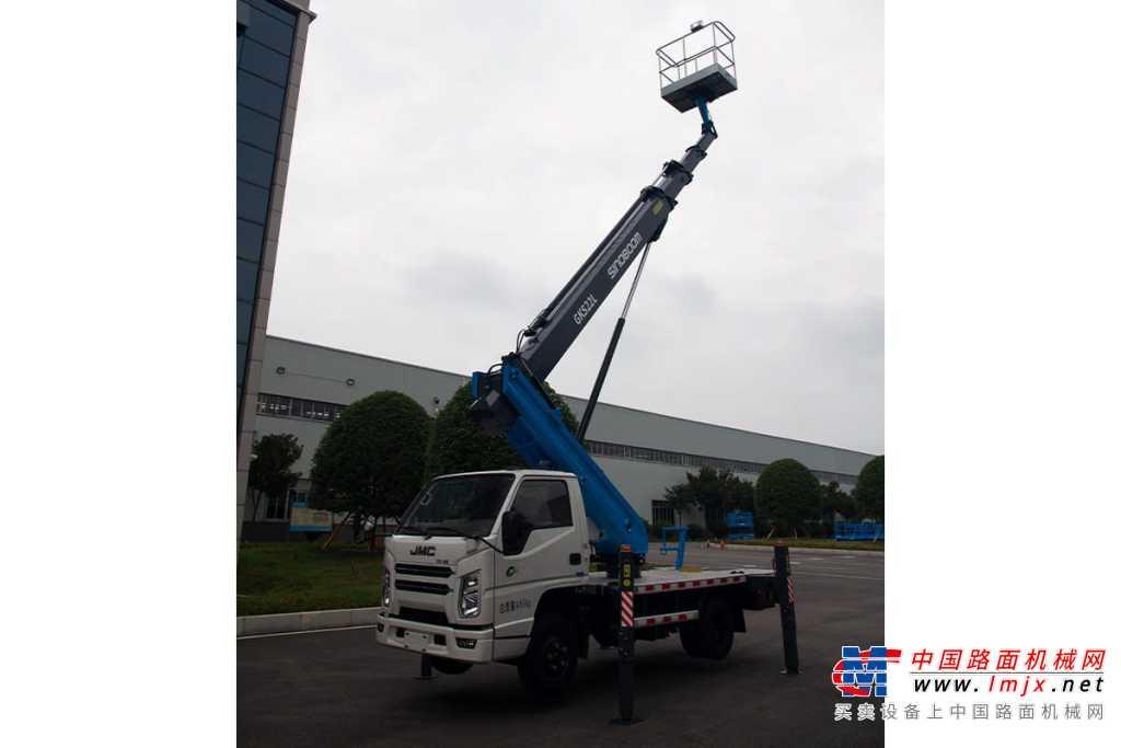星邦智能GKS22L车载式高空作业平台高清图 - 外观