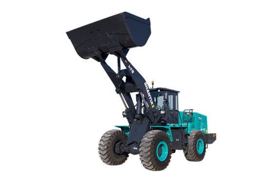 山推LE56-X2纯电动装载机