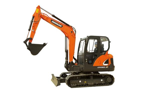 斗山DX60E-9C ACE挖掘机