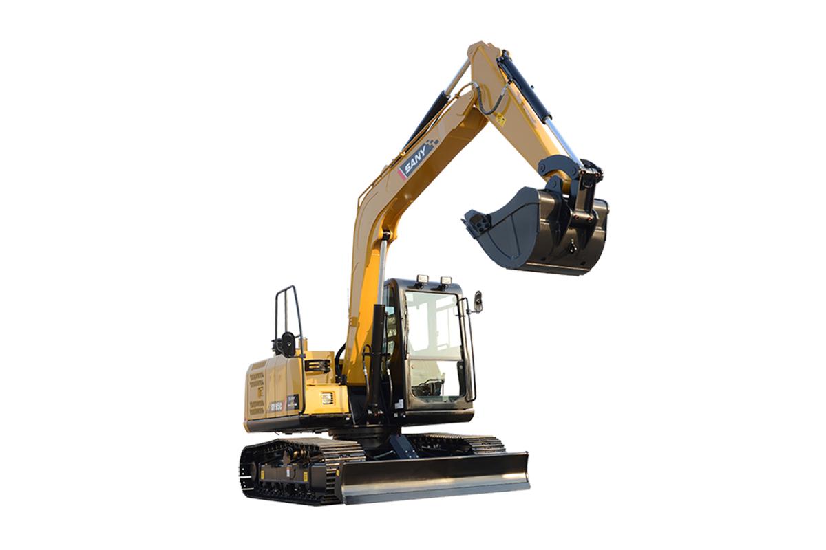 三一重工SY95C Pro挖掘機高清圖 - 外觀